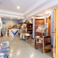 Lo showroom di Petrilli Infissi e Vetri a Marino (RM)